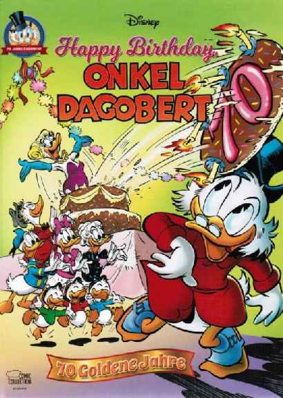 Disney Enterprises - Happy Birthday, Onkel Dagobert! - 70 Goldene Jahre